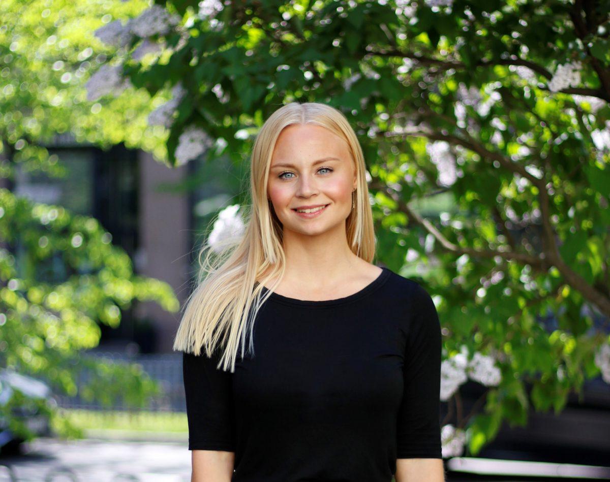 Unge talenter – Lina Nilsson, RED Media
