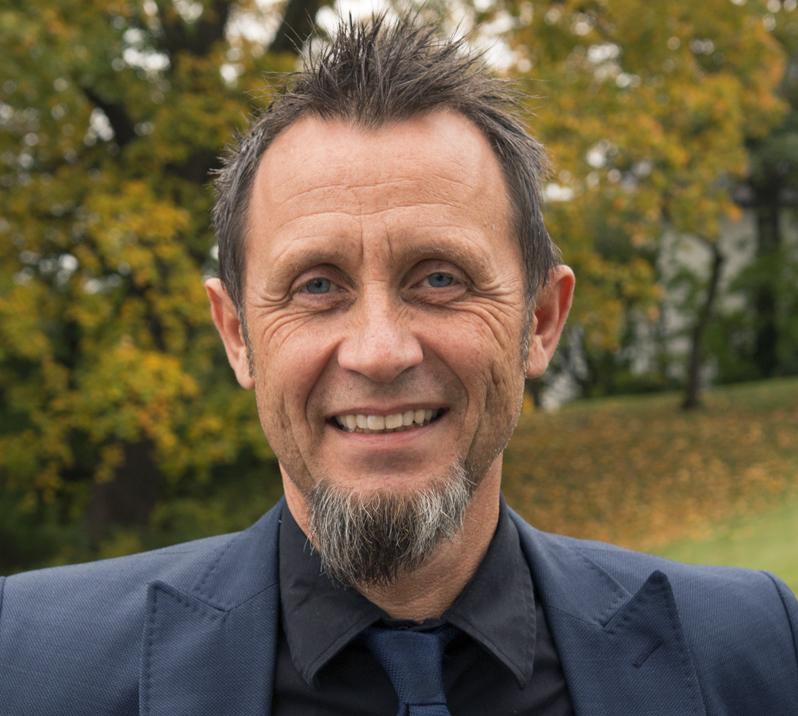 Byrålederne, Torstein Rafgård, OMD