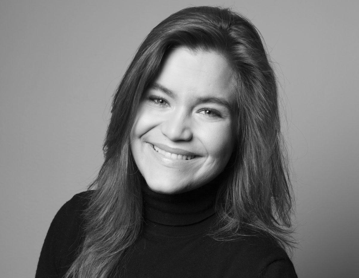 Unge talenter – Christina Panagiota Tzortzinaki Marken, Mediacom