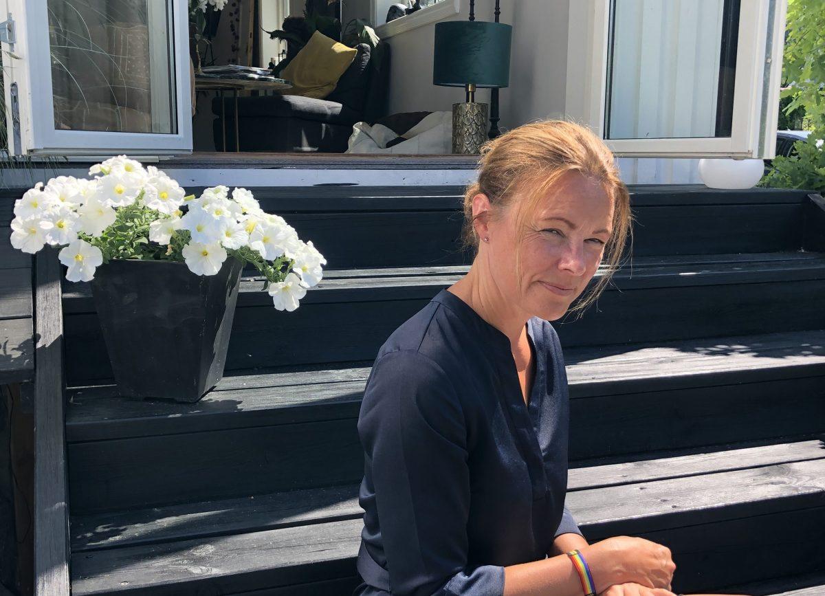 Sommerprat med Kristin Brimi, Managing Director i Vizeum