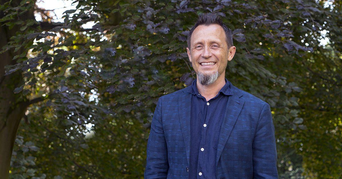 Sommerprat med Tortstein Rafgård, Adm. Dir. i OMD