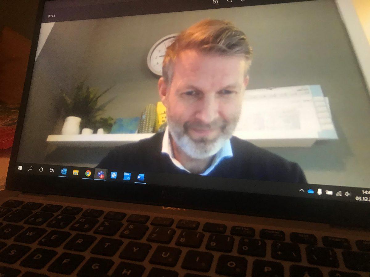 Byråprat med Mads Rikter-Svendsen, Chief Commercial Officer, Wavemaker