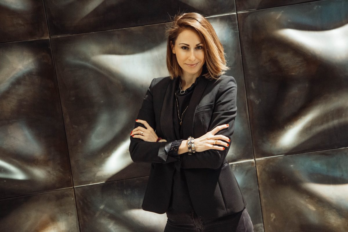Byråprat med Masha Scekic, Client Lead, PHD